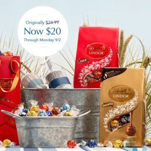 $19.99Share DeliciousLINDOR Truffles Sale