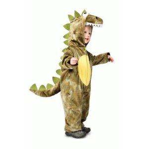 Rubie's儿童 小恐龙 万圣节装扮服