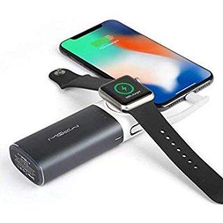 $41.64Oittm 5000mAh 移动无线充电宝 MFi 认证 Apple Watch 可用