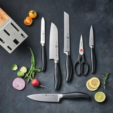 折扣区4折起 £29收实用菜刀Zwilling 双立人官网情人节大促 收实用刀具、锅具套组