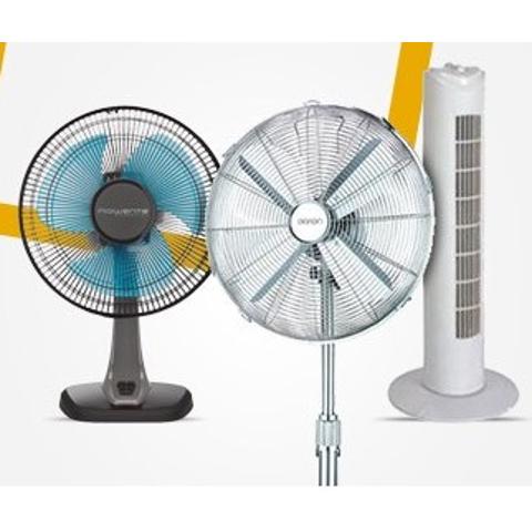 低至€24.99FNAC 电扇热卖 夏天来了 高温提醒 未雨绸缪