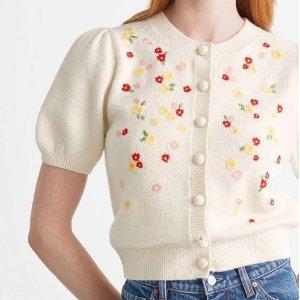 低至3折+叠9折 £68收封面开衫& Other Stories 销量TOP10单品推荐 小仙女都在买的美衣看这里