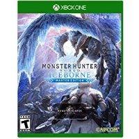CAPCOM 怪物猎人 世界 冰原 Xbox One 实体版