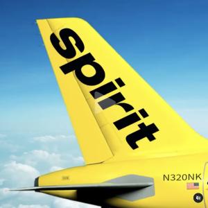 会员单程$26起 含税费Spirit 航空单程机票大促 非会员单程票价$46起