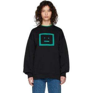 Acne Studios官方定价$470新款饼干卫衣