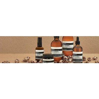 Aesop明星产品无门槛72折 £39收香芹籽精华