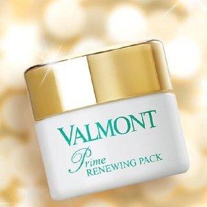 低至7.9折+额外7.5折独家:Valmont 美容院线护肤品 收幸福面膜200ml