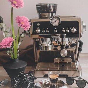 低至3.5折 €51收胶囊咖啡机De'Longhi、Miele 咖啡机热促 在家实现手磨咖啡自由!