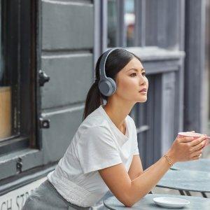 史低价$179(原价$298)限今天:Sony WH-H800无线头戴耳机 灰黑色/月光蓝可选