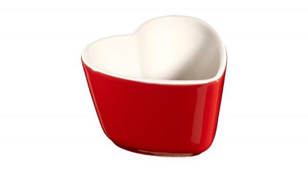 2件套心形陶瓷碗