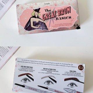 众测|Benefit眉笔套装测评 打造精致眉形必备