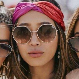 独家满$50立减$10 平价Karen WalkerQuay Australia 澳洲设计师品牌太阳眼镜热卖