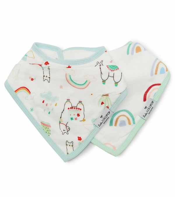 纱布口水巾