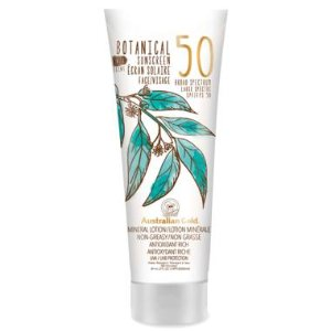 Buy Australian Gold Botanical SPF 50 Tinted Face Mineral Lotion