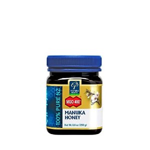 manuka health麦卢卡蜂蜜 MGO 400+ 250 g