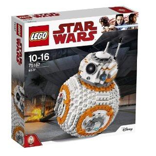 限时秒杀 $65.8/RMB453 直邮中美日亚 Cyber monday 年度大促 LEGO 乐高 Star Wars 星球大战 75187