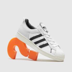adidas Originals满£100享8折Superstar 小白鞋