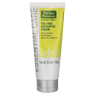 Nature's Plus Tea Tree Antiseptic Thursday Plantation Cream, 3.5 Ounce: Health & Personal Care