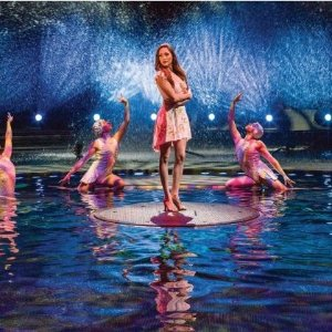 $110起 拉斯维加斯最受欢迎秀之一拉斯维加斯太阳马戏团 LE RêVE 梦幻秀