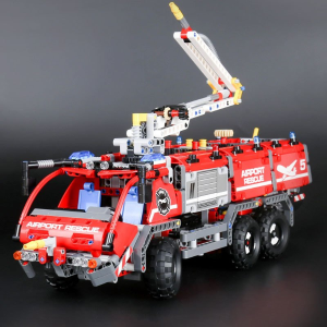 现价£59.99(原价£79.99)LEGO 乐高 科技系列 42068 机场救援车