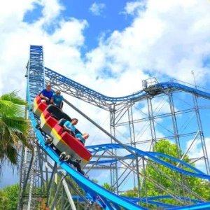 $44.95起 限时满$250再减$25Fun Spot America 游乐园门票 奥兰多+基西米两园通用