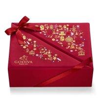 Godiva 2019 施华洛世奇节日礼盒 44颗
