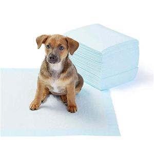 50片装售价13.9欧 每片不到0.3欧AMAZONBASICS 系列德亚自有品牌宠物尿垫