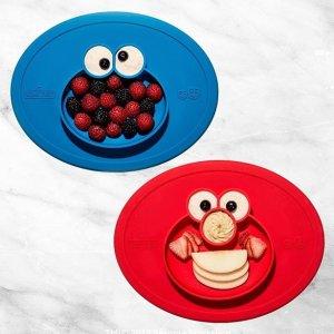 全场8折 $11.16起EZPZ 创意造型餐盘餐垫一体 专治不好好吃饭的熊孩子