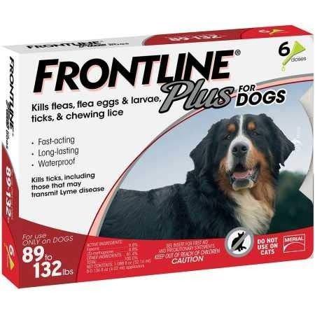 超大型犬体外驱虫剂 6剂