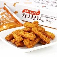 【YOSHIMI】札幌咖喱仙贝 脆脆的还有吗?