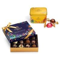 Godiva 巧克力节巧克力礼盒 + 巧克力松露礼盒