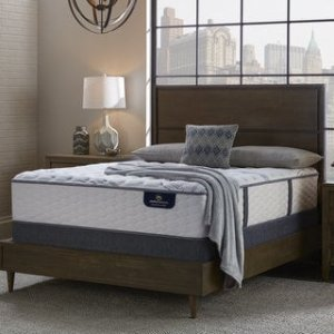 超硬Queen只要$599Serta 舒达完美睡眠系列高品质弹簧床垫热卖