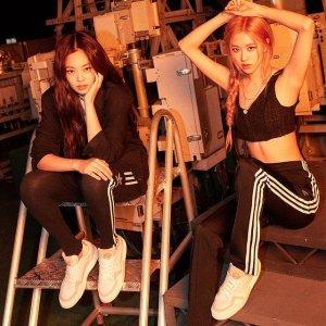 5折起+额外7.5折 $22起Adidas官网 运动bra、leggings 拥有blackpink女明星同款