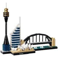 Lego Architecture 建筑系列 悉尼 21032