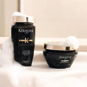 低至7.5折+额外8折黑五独家:Kerastase 卡诗 全场洗发护发套装特卖 不含硅油、SLS