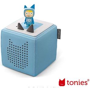折后88欧免邮  德亚上千好评 不怕带娃获红点奖的 Toniebox Starterset 儿童专业级音乐播放器 早教机