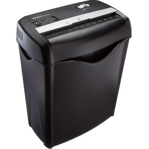 $37.64(原价$46.06)AmazonBasis 碎纸碎卡一体机 工作生活更可靠