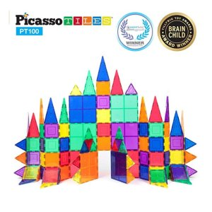 $19.99起PicassoTiles 儿童益智磁力拼搭玩具、钢琴毯等特卖
