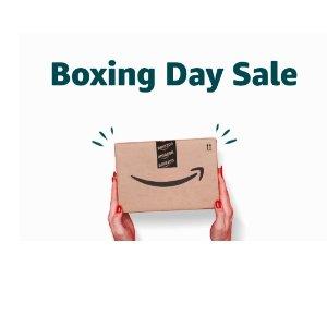 低至5折 $299史低收飞利浦情侣款牙刷Boxing Day:Amazon官网 爆款数码电子、家居品等热卖