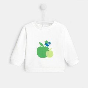 JacadiBaby fleece sweatshirt