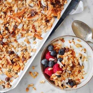 低至5折+满额再享8.5折Holland & Barrett 谷物燕麦 做健康早餐党