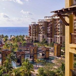 坎昆4星级帕尔马海滩度假别墅酒店
