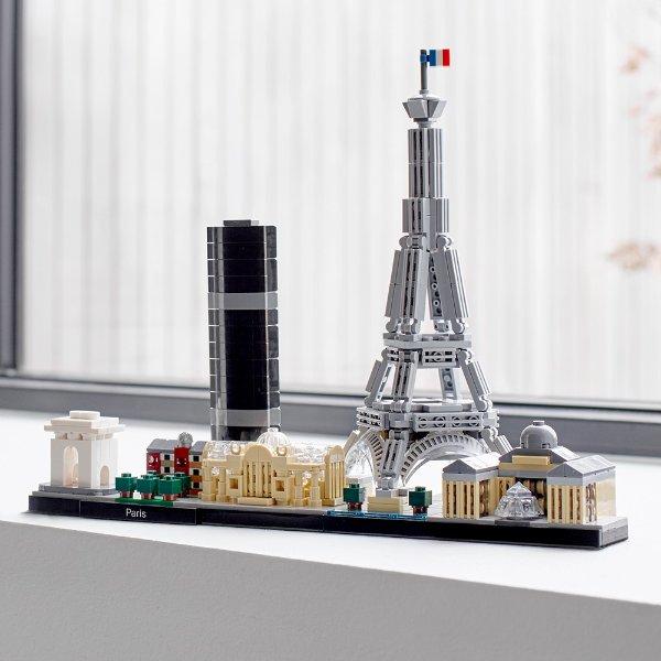 建筑系列 巴黎 21044