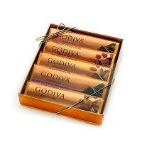 Godiva 经典巧克力棒,5根