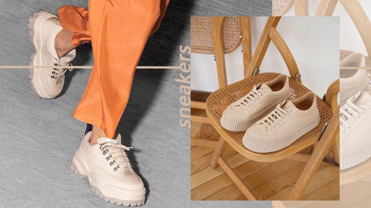10款酷酷女孩穿搭必备的厚底鞋推荐!适穿百搭又霸气!