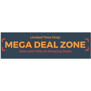 Save w/ 100s of Amazing DealsB&H MEGA DEAL Zone