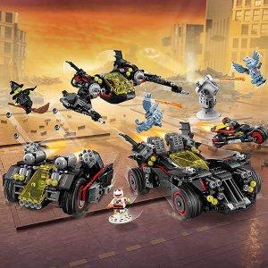 现价 £83.99(原价£139.99)LEGO乐高 蝙蝠侠大电影70917 蝙蝠侠終极战车