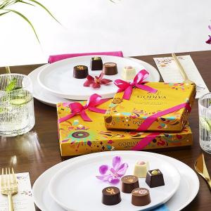 满额送万圣节书包  高颜值礼物首选上新:Godiva 多款巧克力圣诞礼盒热卖
