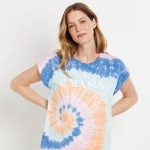 5折+无门槛包邮限今天:Motherhood 孕妈妈服饰促销 刚需打底裤、内衣买起来