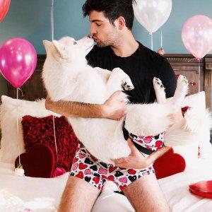 底裤套装额外8.5折MeUndies 世界上最舒服的内衣品牌 男士底裤限时折上折